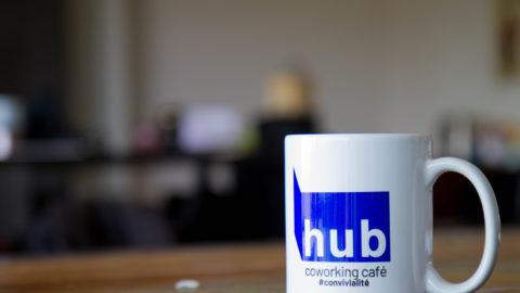 le hub café : bienvenue dans ton nouveau bureau !