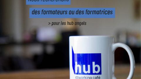 le hub recrute : hub angel formateur